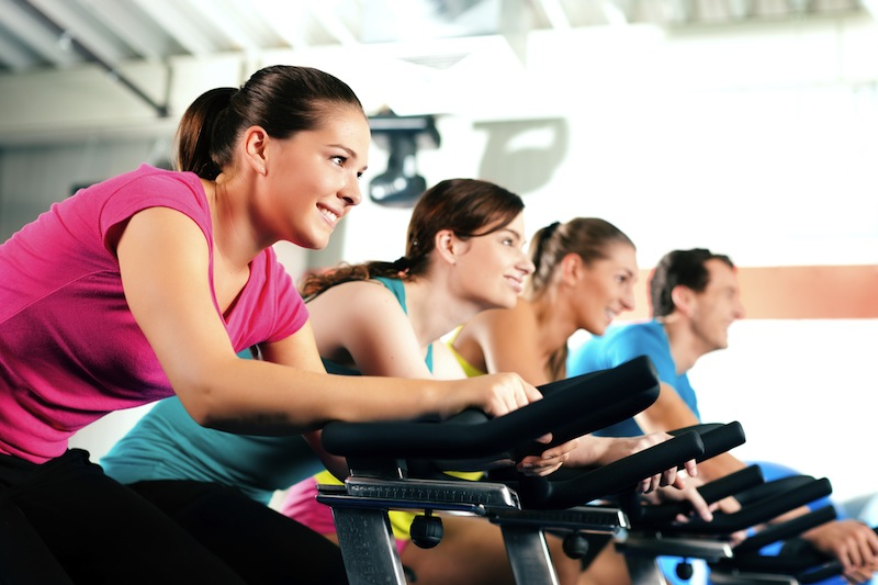 Burning fat in the gym – there's more ways that one!