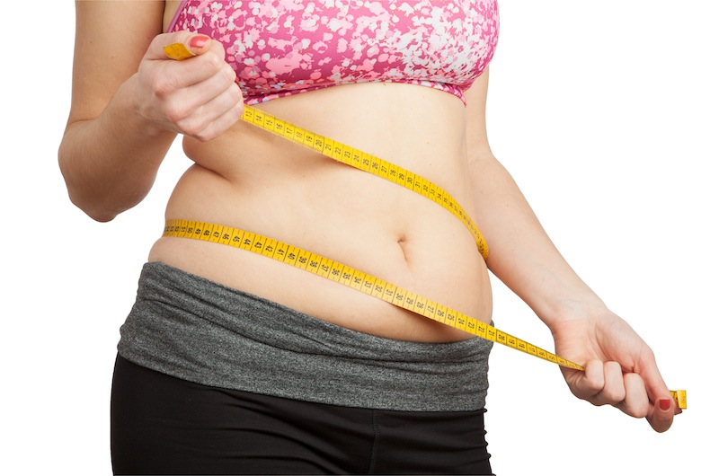 Belly fat – it matters even if you are thin elsewhere