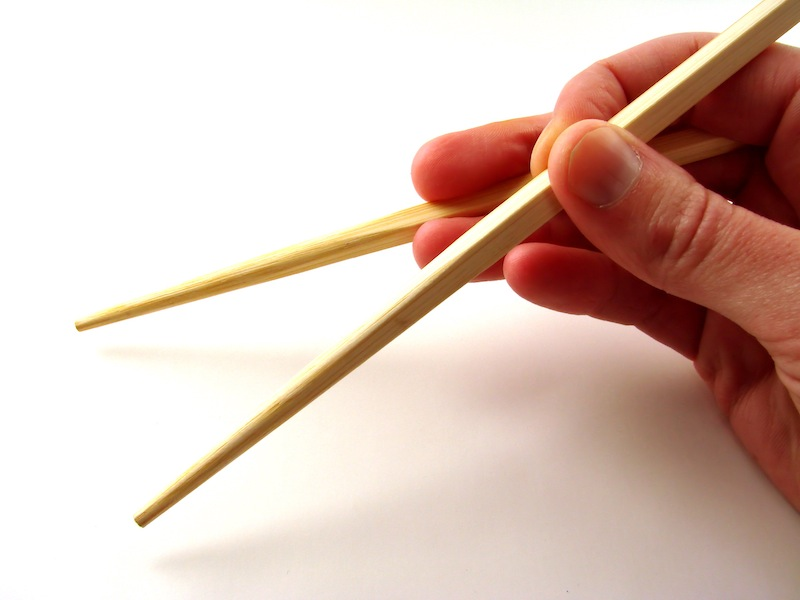 Eat with chopsticks - or just slow down - Afvallen ...