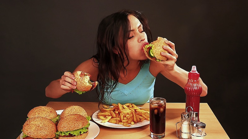 Why oh why do we crave junk food so?