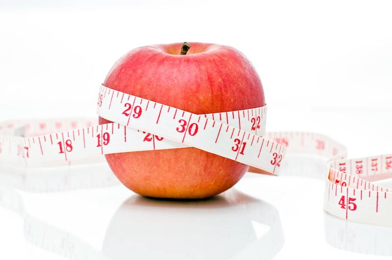 The apple diet – it's really a thing!