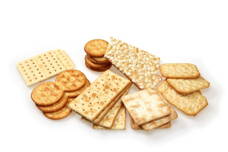 Why you have to be crackers to eat crackers