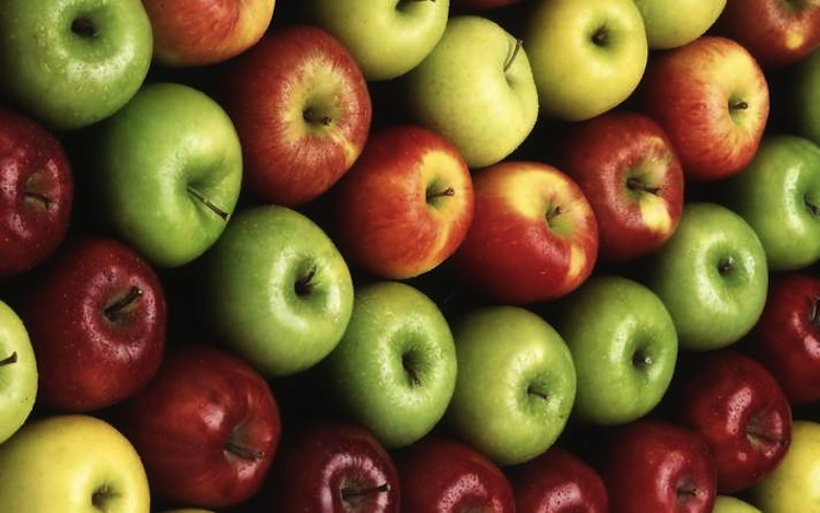 Why are apples so good?