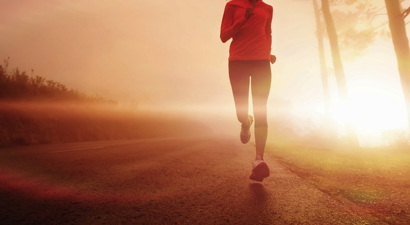 Why the morning should be your workout time