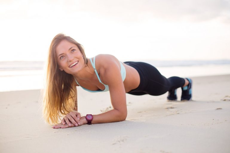Plank – An Incredibly Effective Workout for a Flat Stomach and so much more!
